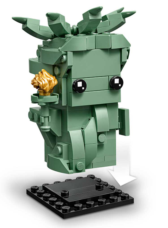 LEGO BrickHeadz Statue of Liberty (40367)