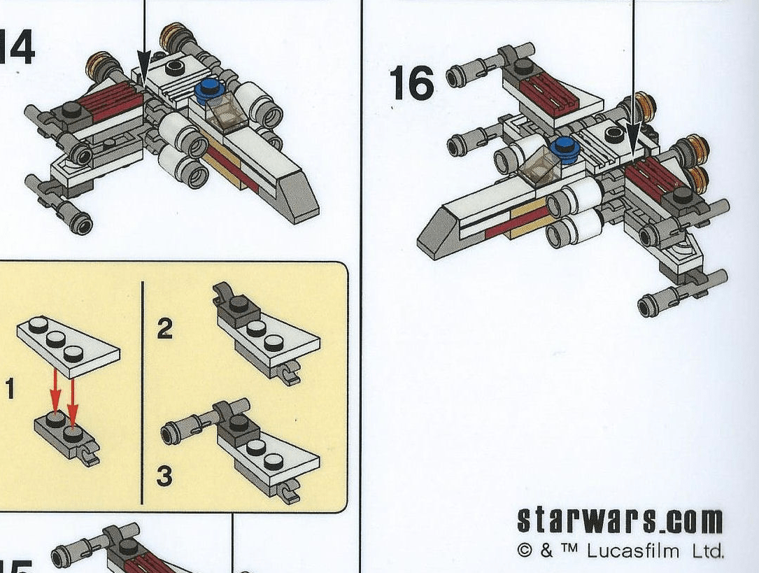 Building Instructions Archives - Page 2 of 7 - The Brick Show