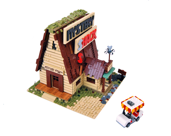 LEGO Ideas Archived Projects