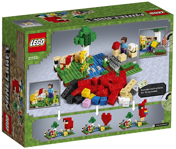 LEGO Minecraft Summer 2019