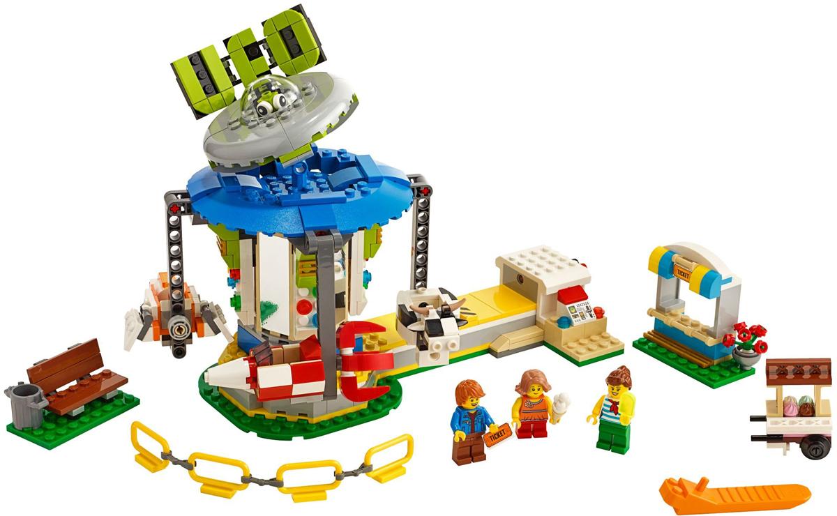 2019 Summer LEGO Creator Sets Official Images Revealed