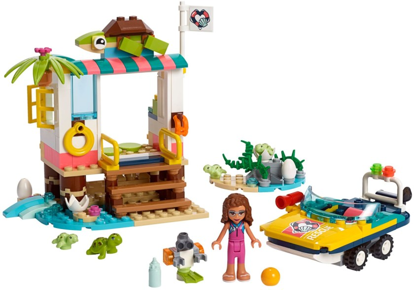 LEGO Friends Sea Life Rescue