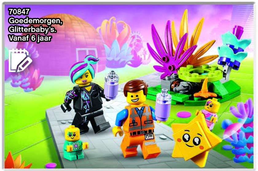 Summer 2019 LEGO Movie 2 Sets