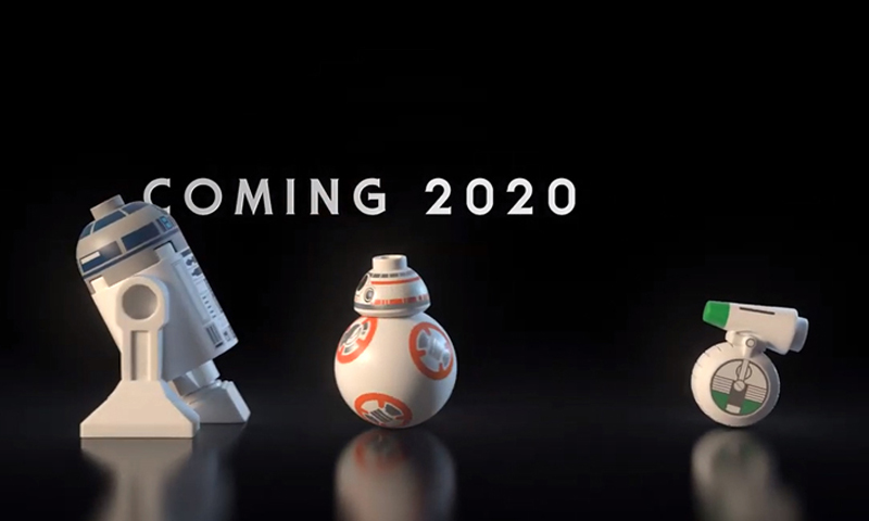 LEGO Star Wars D-0