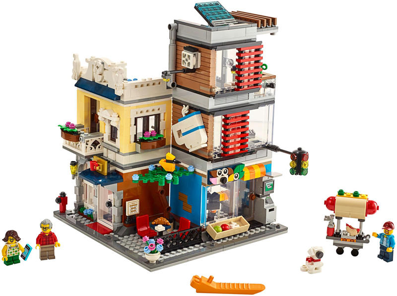 LEGO Creator Summer 2019 Sets Now Appears At shop.LEGO.com