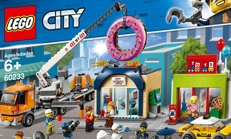 A Closer Look At The LEGO City Summer 2019 Sets
