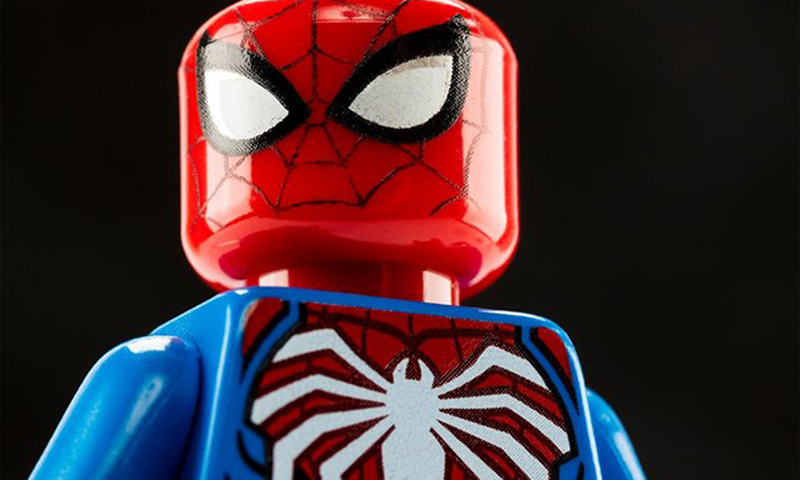 SDCC 2019 Exclusive Reveal: The LEGO Marvel Spider-Man Advanced Suit