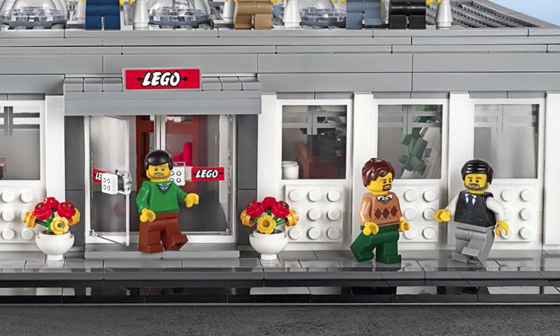 LEGO System House (4000034)