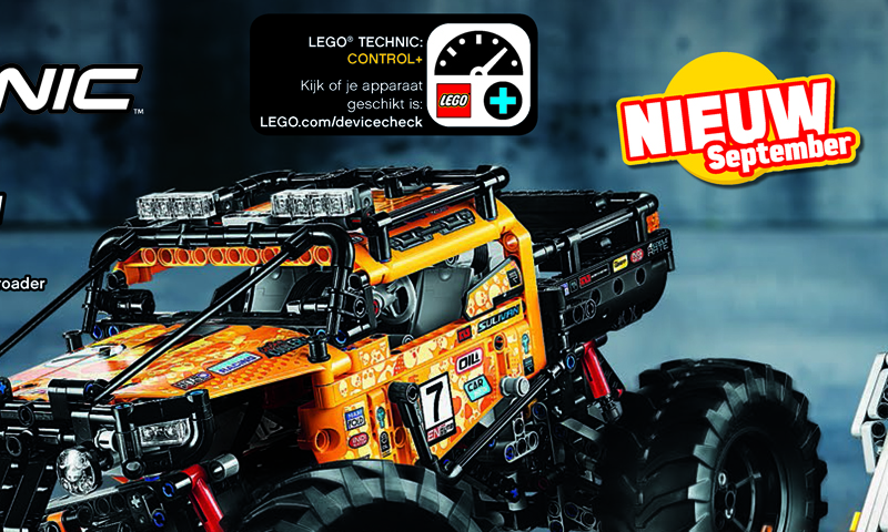 New 2019 LEGO Technic