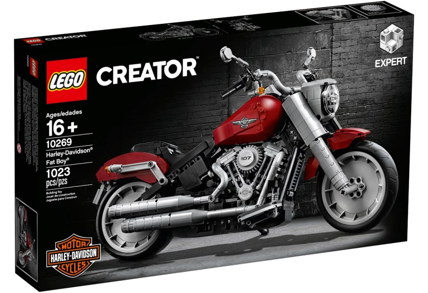 Harley-Davidson Fat Boy (10269)