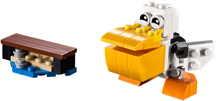 New LEGO Polybag Promotional Items