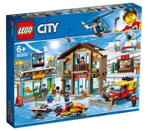 LEGO City Ski Resort (60203)