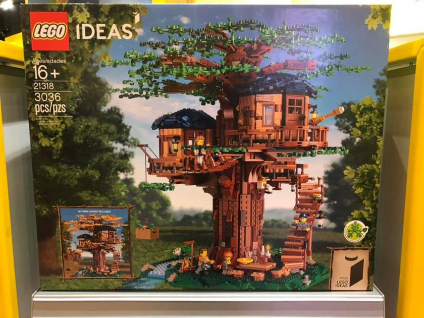 Tree House (21318)