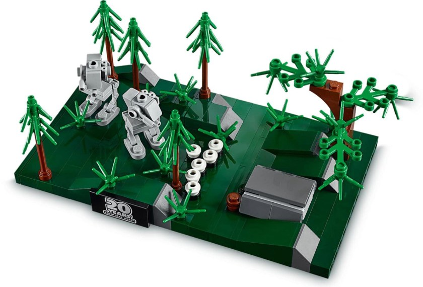 Battle of Endor 20th Anniversary Edition (40362)