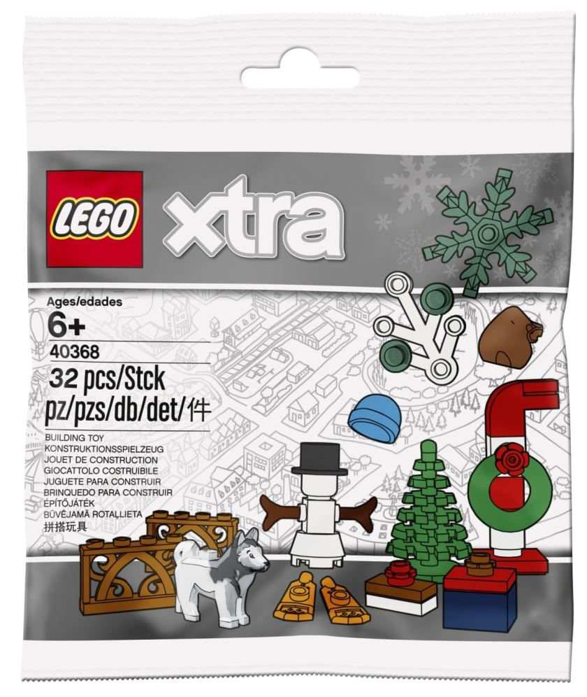 Christmas Accessories (40368)