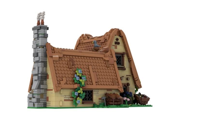 The Seven Dwarfs' House
