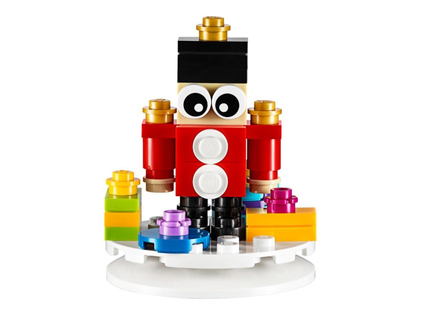 LEGO Toy Soldier Ornament (853907)