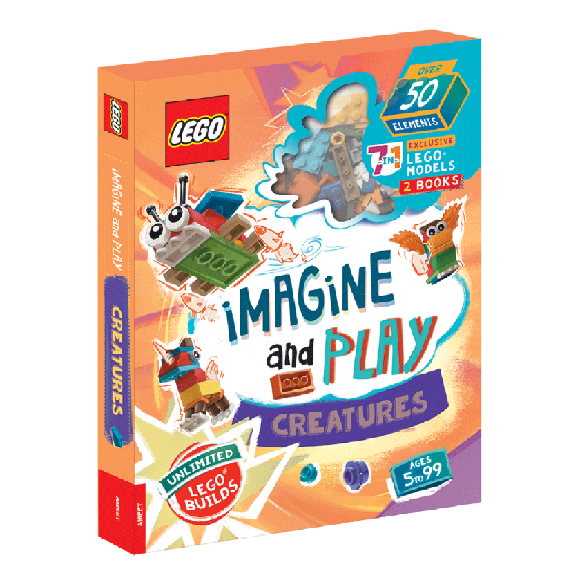 LEGO Imagine and Play