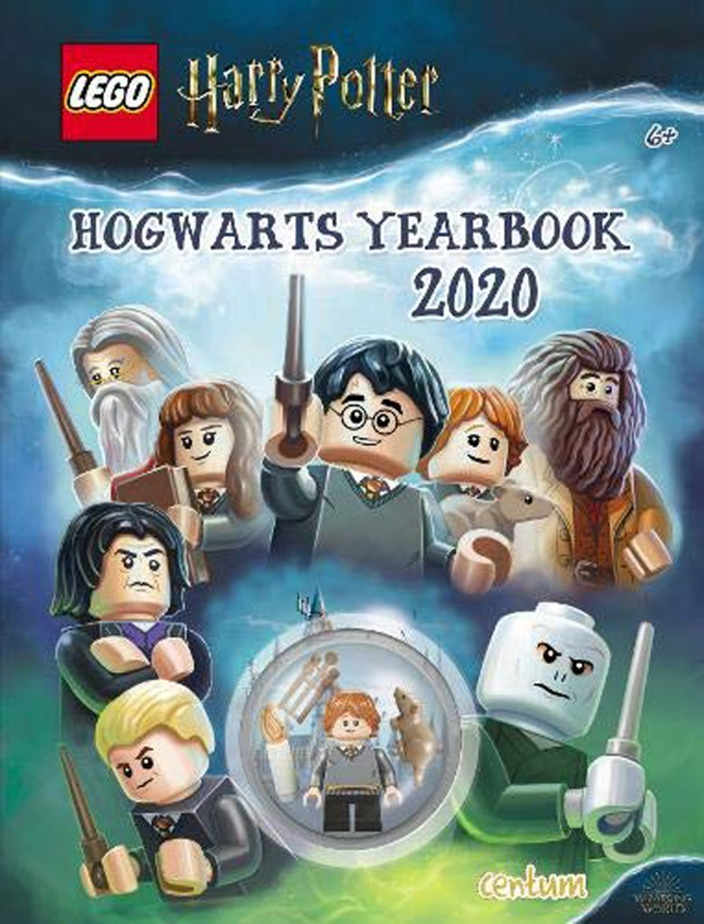 2019 LEGO Books