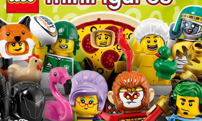 Official Character Names of LEGO Collectible Minifigures Series 19 (71025) Revealed
