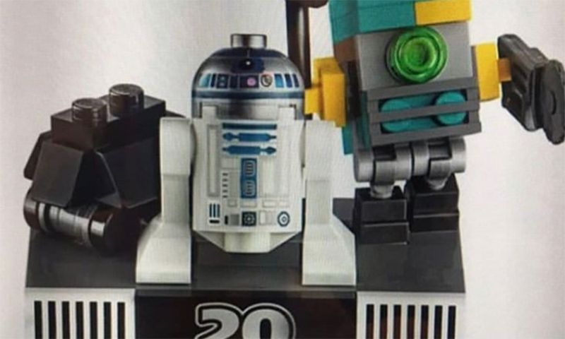 LEGO Star Wars Mini Droid Commander Promotional Coming in September