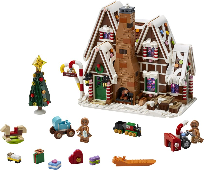 Gingerbread House (10267)