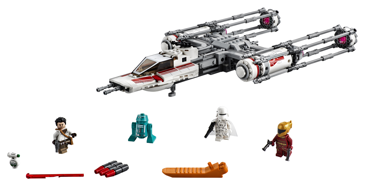 Lego Star Wars The Rise Of Skywalker Sets Officially Revealed