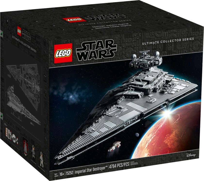 Imperial Star Destroyer (75252)
