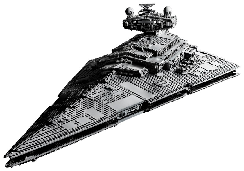 UCS Imperial Star Destroyer (75252)
