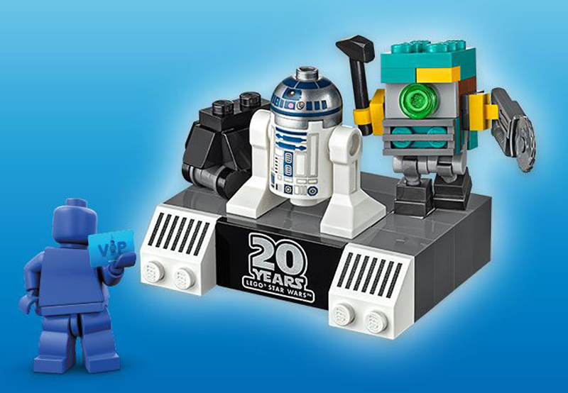 LEGO Star Wars Mini Droid Commander (75522) Promotional Officially Revealed