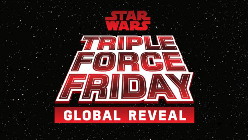 Disney LEGO Stores to Host Midnight Sales for Triple Force Friday
