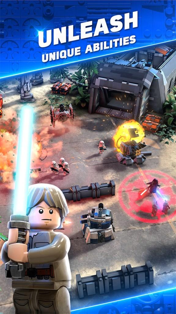 LEGO Star Wars Battles