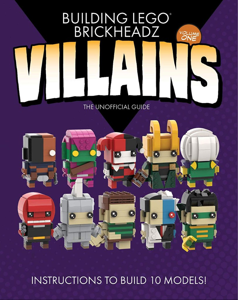 LEGO BrickHeadz Heroes and Villains