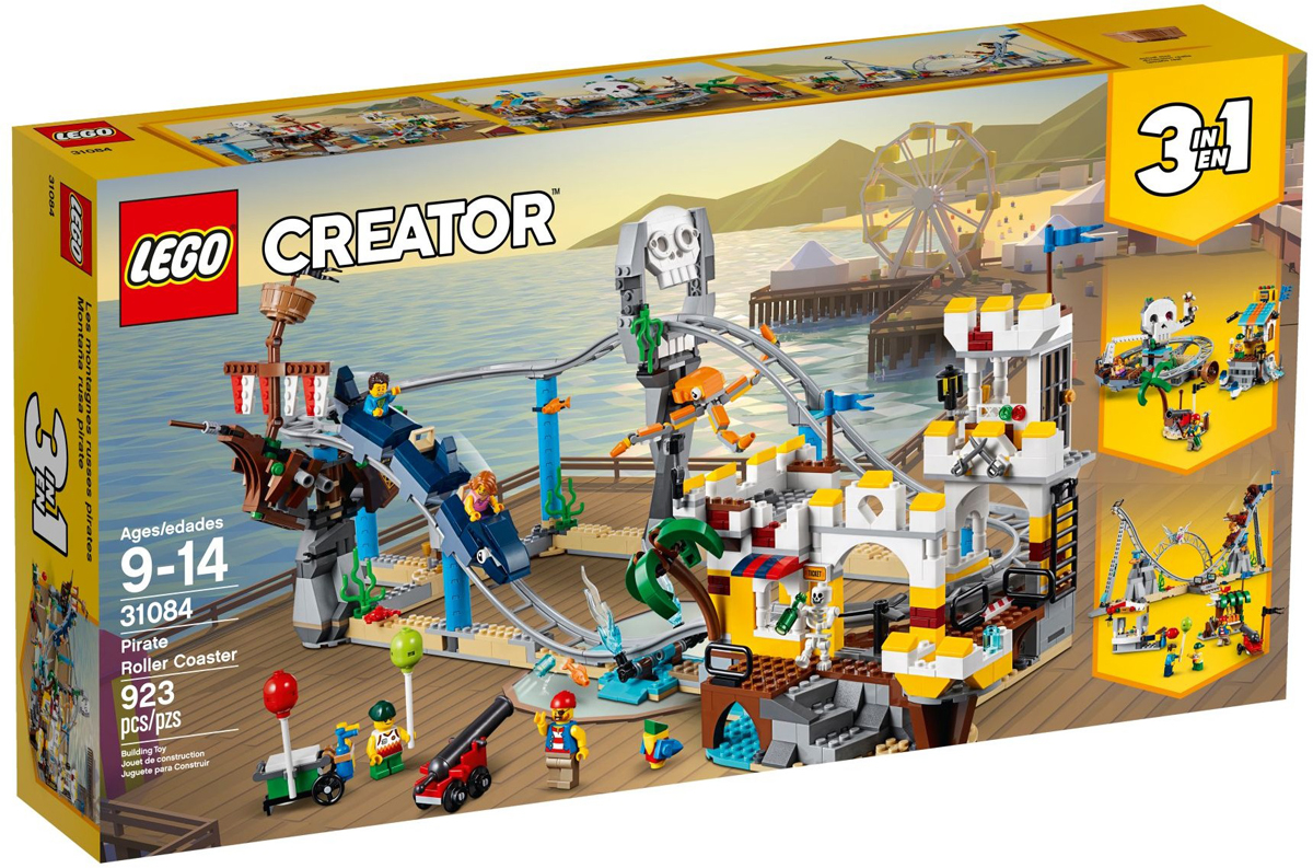 Be Sure To Check Out This List of Retiring LEGO Sets For 2019