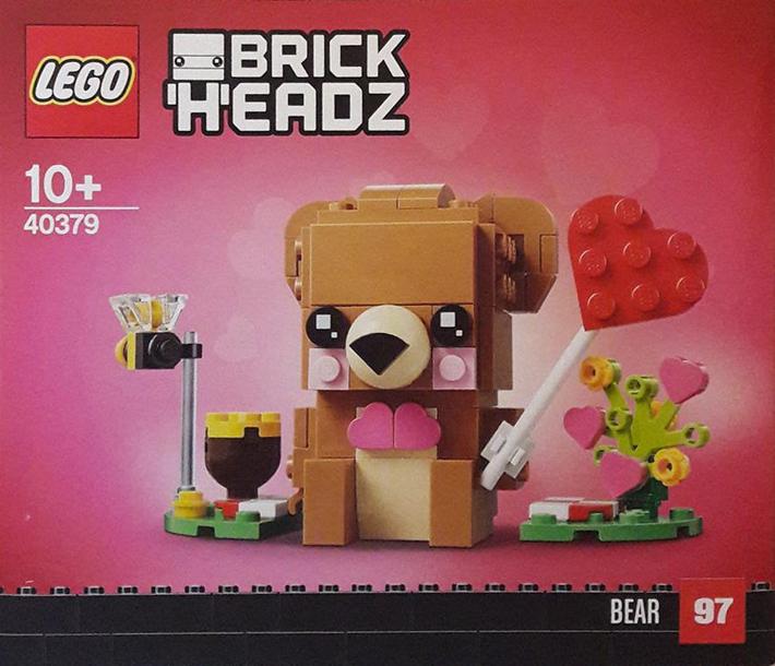 2020 LEGO BrickHeadz