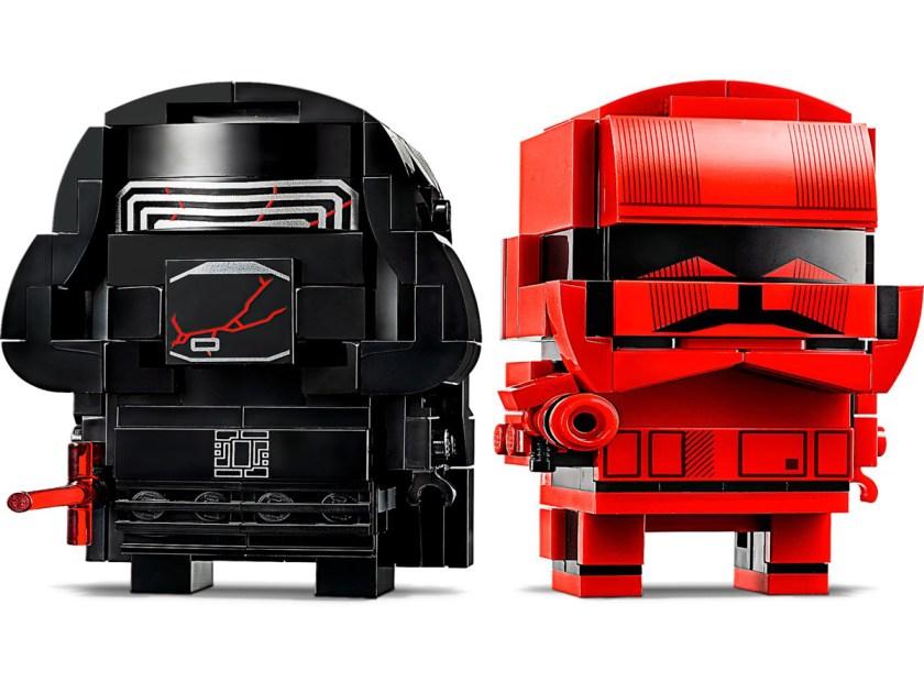 Kylo Ren & Sith Trooper (75232)
