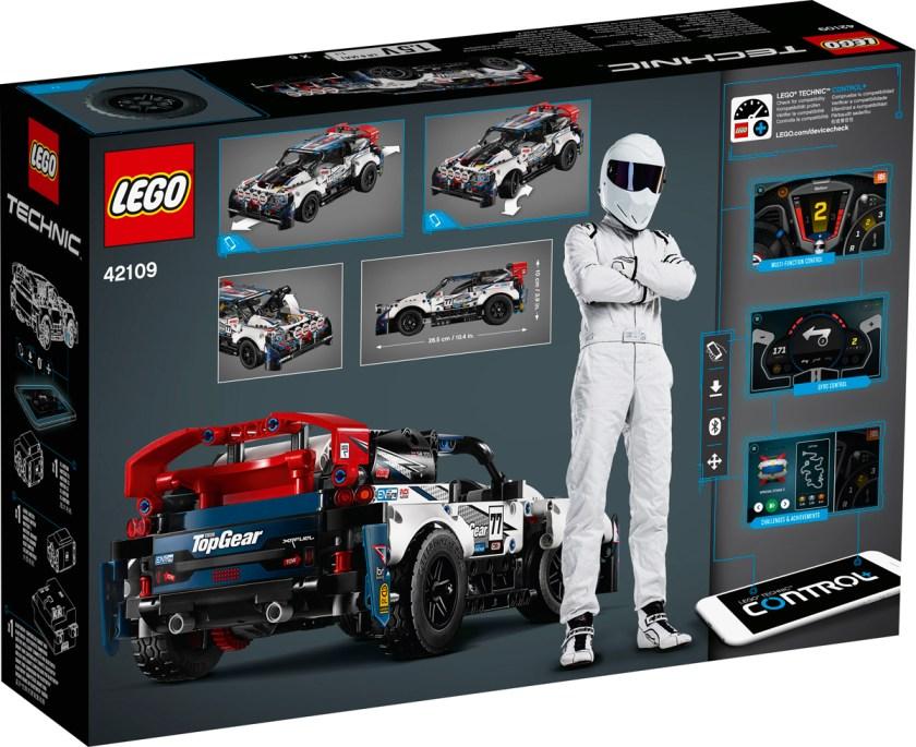 Top Gear Rally Car (42109)