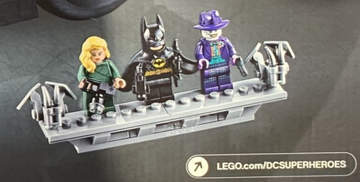 MINIFIGUR BATMAN PLUS NINJAGO-STICKER NEU LEGO BATMAN  MAGAZIN 2020 NR:10 EXTRA