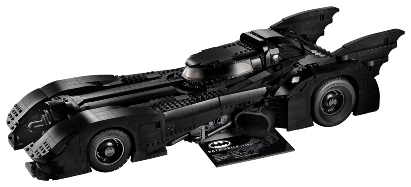 LEGO DC Batman 1989 Batmobile (76139)