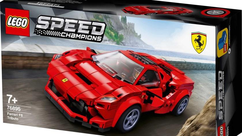 2020 LEGO Speed Champions