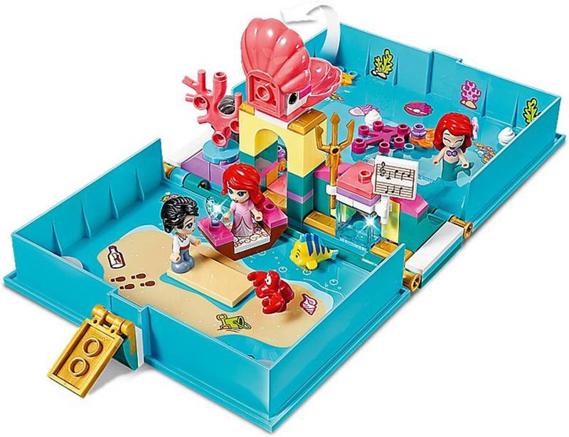LEGO Disney Princess Storybook
