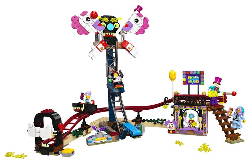 LEGO Hidden Side 2020 Sets Revealed