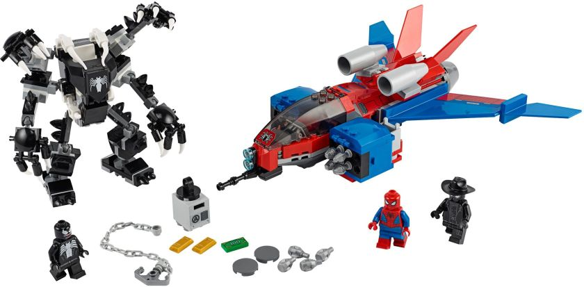 LEGO Marvel Avengers and Spider-Man