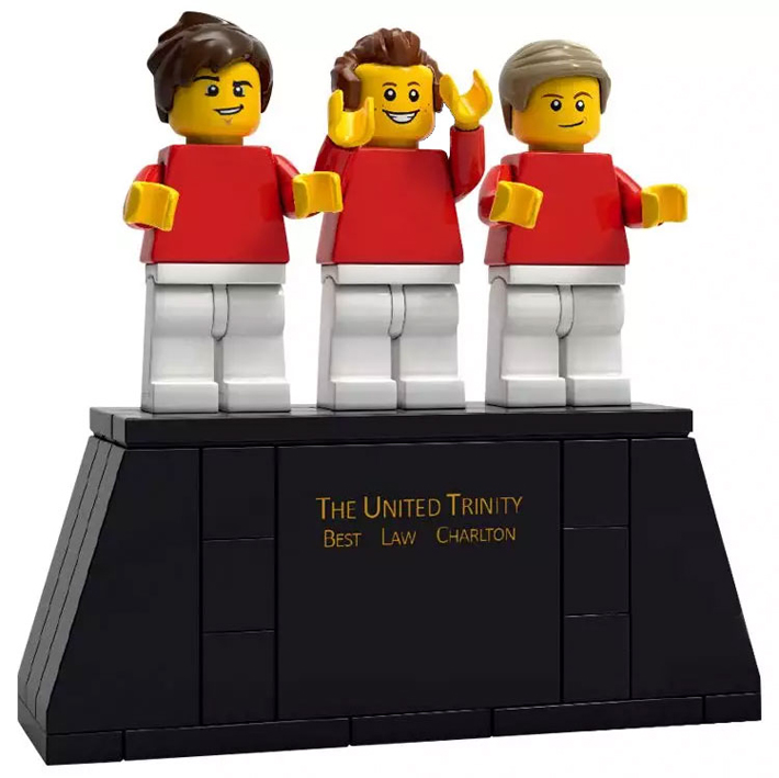 LEGO The United Trinity (6322264)