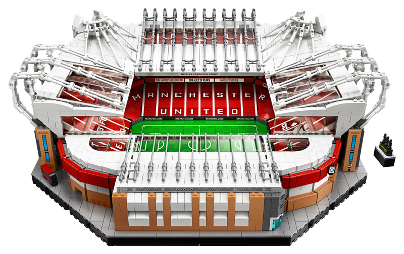 LEGO Creator Expert Old Trafford-Manchester United (10272) Now Listed at LEGO Shop@Home