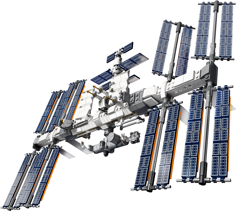 LEGO Ideas International Space Station (21321) Officially Revealed