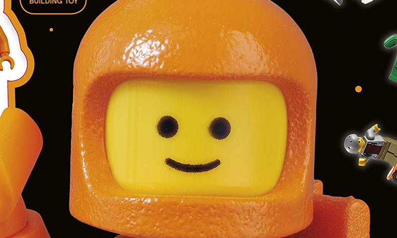 Orange LEGO Classic Spaceman Minifigure Coming In October 2020
