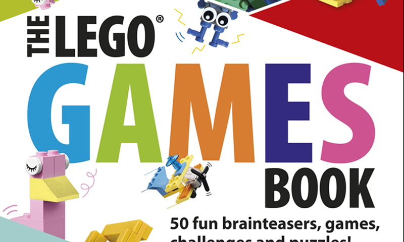 Here Are Some 2020 LEGO Books to Watch Out For