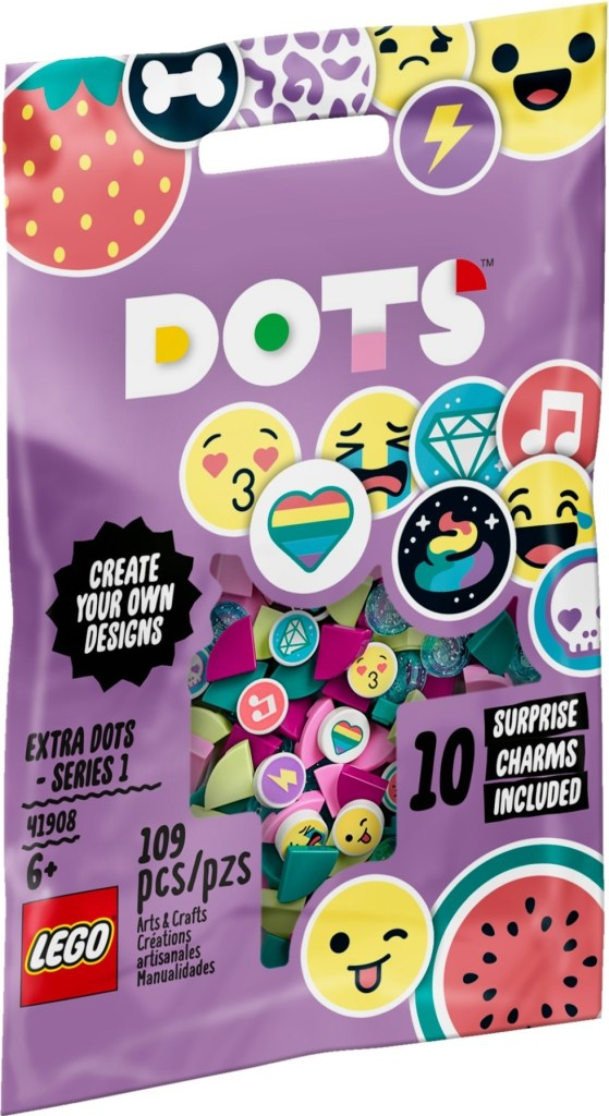 LEGO Dots bracelets and accessories