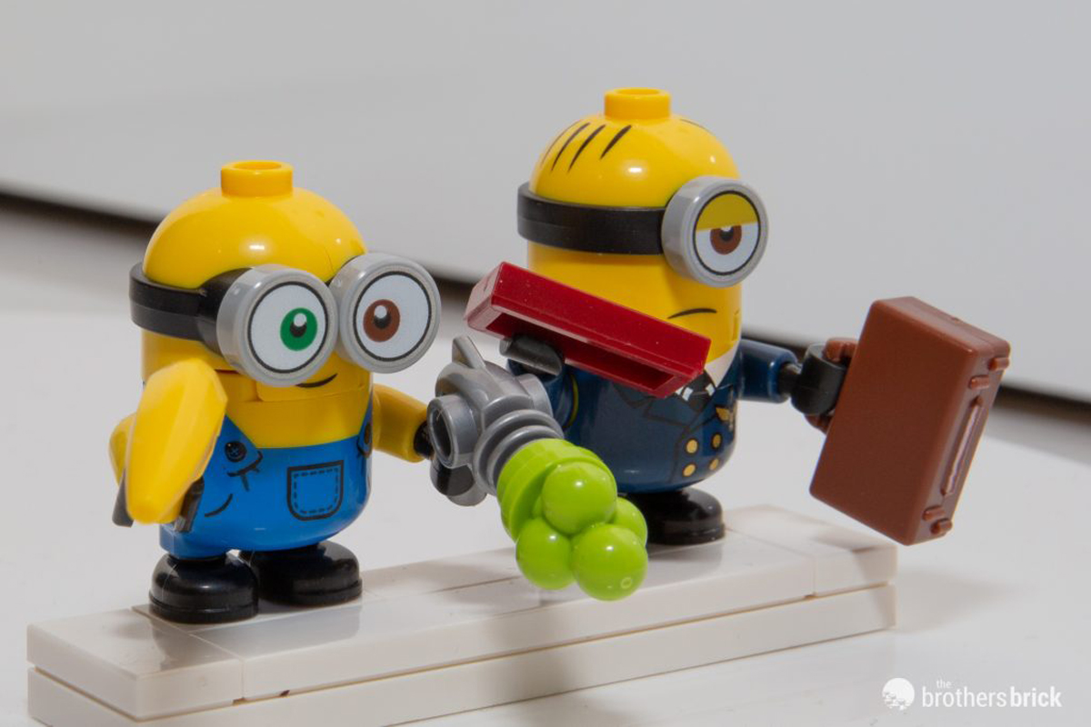 More Nytf 2020 News A Closer Look At The Lego Minions Sets